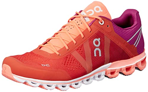 ON Women's Cloudflow Running Shoes, SpiceFlash, 8 AUUS