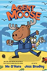 Agent Moose Kindle Edition