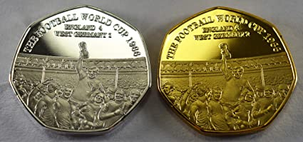 The Commemorative Coin Company Par de Monedas ...