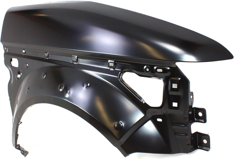 Front Fender Compatible with 2003-2008 Honda Element Passenger Side