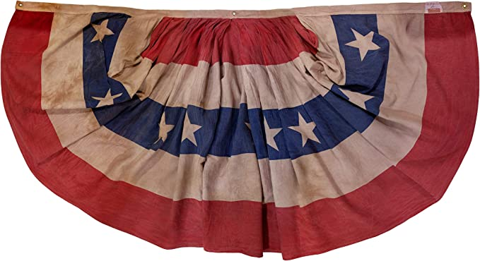 50PC Stars American Flag US USA3/'x5/' ft Embroidered Sewn Stripes Brass Gromm
