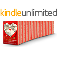 The Complete Hearts Collection (Sweet & Clean Romance ) 24 Book Box Set