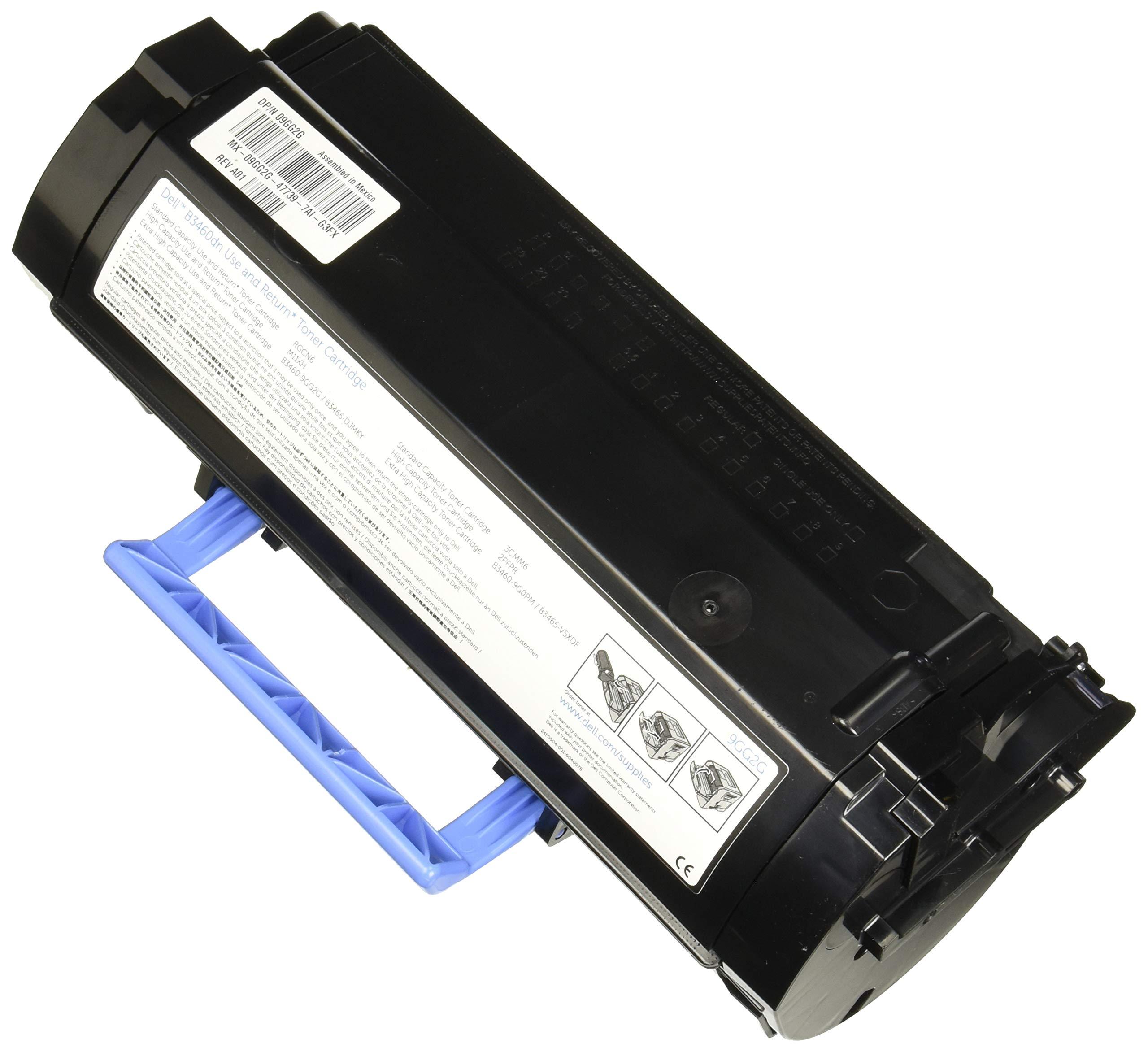 Toner Original DELL 9GG2G B3460dn Laser