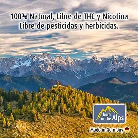 CBD Liquido | Red Cassis BIO Aroma | Hemp | 500mg | 100% Natural | E-Liquids | Premium Quality CBD Vape Hanf Johannisbeere