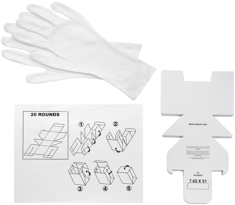 Amazon.com: repackbox 30 Box Kit – 7,62 x 51 & .308 Militar ...