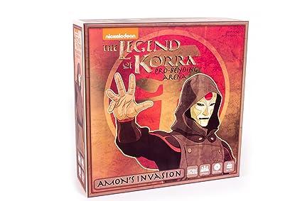 Amazon.com: La leyenda de Korra: pro-bending Invasión de la ...