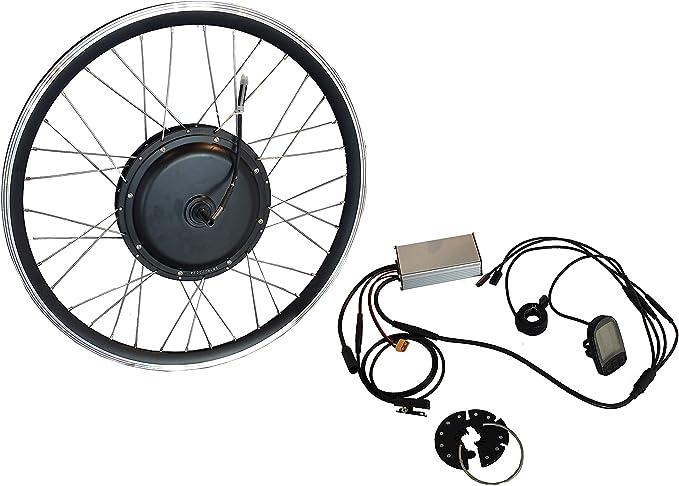 250 W 350 W 500 W environ 73.66 cm 5 28 29 in Frontale 36 V Vélo électrique Kit de conversion 20 24 26 27