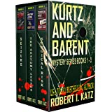 Kurtz and Barent Mystery Series: Books 1-3 (Kurtz and Barent Mystery Series Boxset Book 1)