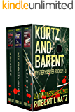 Kurtz and Barent Mystery Series: Books 1-3