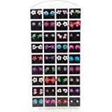 Anokhi Ada Plain Multi-Colour Rhinestone Studded Multi-Design Stud Earrings for Girls and Women (Combo of 36 Pairs) (JEB-1024)
