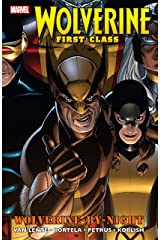 Wolverine: First Class - Wolverine-By-Night Kindle Edition