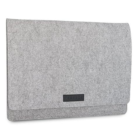 "KANVASA Funda Ordenador 14 Pulgadas y MacBook Pro 15"" Fieltro - Bolso Notebook Portatil Premium"