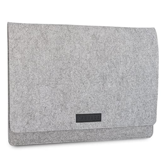 21 opinioni per Custodia KANVASA Feltro per Portatile 14'' e MacBook Pro 15''- Super Borsa