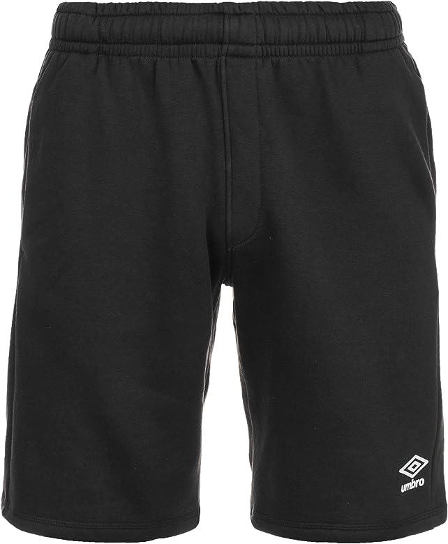 umbro fleece shorts