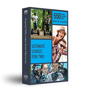 682c720c7098 Activity Superstore Ultimate Choice For Two - Give the Gift of a Choice -  70 Experiences to Chose ...