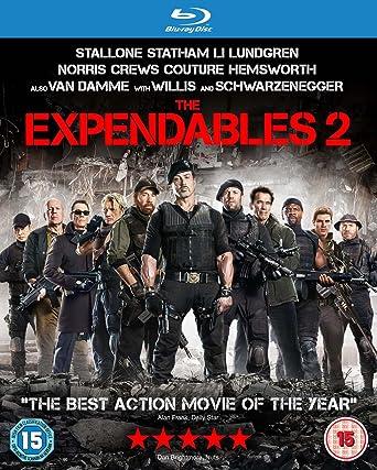 5087aa86 Amazon.com: Expendables 2 [Blu-ray]: Movies & TV