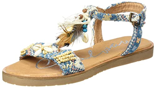 Tequila, Womens Sandals with Ankle Strap Coolway