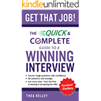 Image for Get That Job!: The Quick and Complete Guide to a Winning Interview