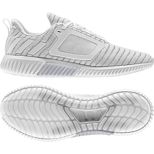 timeless design a21b1 fb5aa adidas Climacool CW, Scarpe da Corsa Donna, Bianco (Ftwbla Plamet), 38 39  EU  Amazon.it  Scarpe e borse
