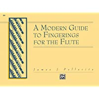 Image for A Modern Guide to Fingerings for the Flute