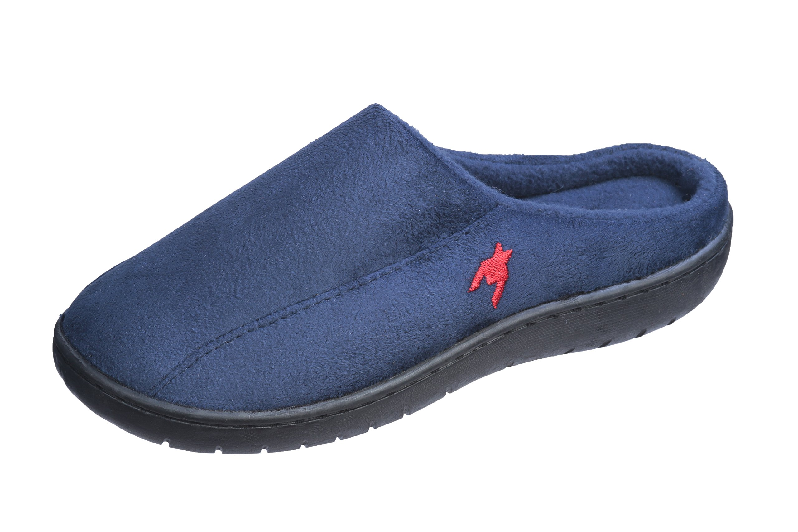 Pupeez Kids House Slippers for Boy's; Elegant, Comfortable and Great Clog for Indoor Outdoor