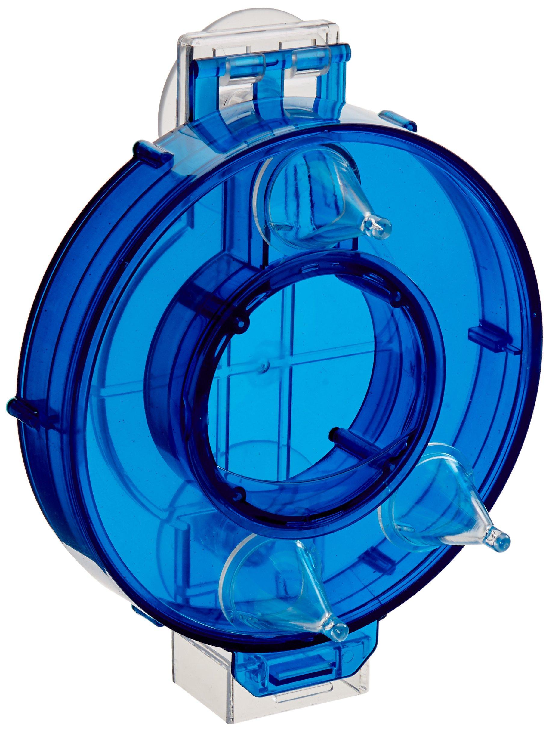 Creative Foraging Systems+E487 Mastermind Circle Pet Feeder, 8.5 by 10 by 3-Inch by Creative Foraging Systems+E487