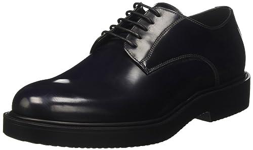 IGI&CO Hombre 8686100 Zapatos Brogue Azul Size: 44 EU 4kfOD