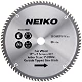"NEIKO 10768A 12"" Carbide Saw Blade 