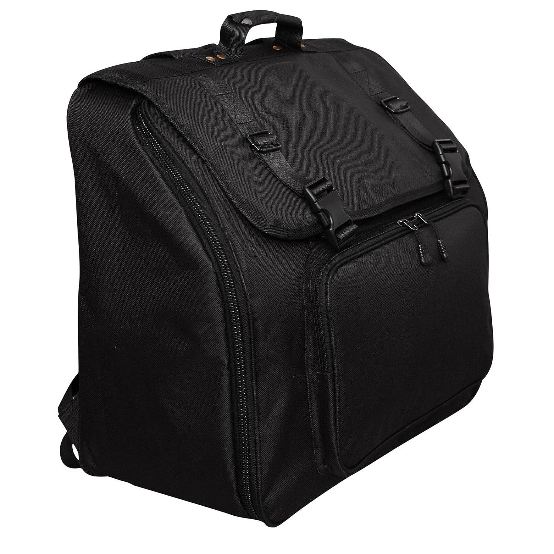 MUSIC FIRST original design Piano Accordion case / Accordion bag / Accordion gig bag (96~120 Bass, Basic Model) WSDADC-B-96/120