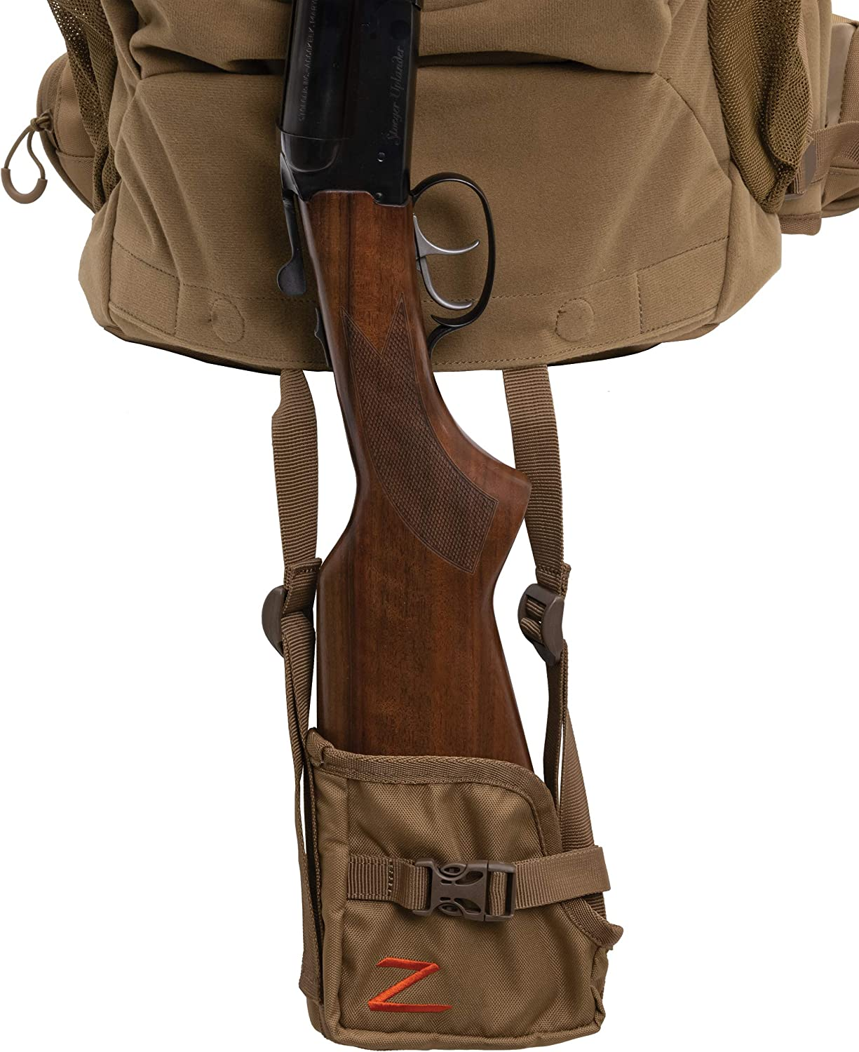 best hunting backpack with rifle holder