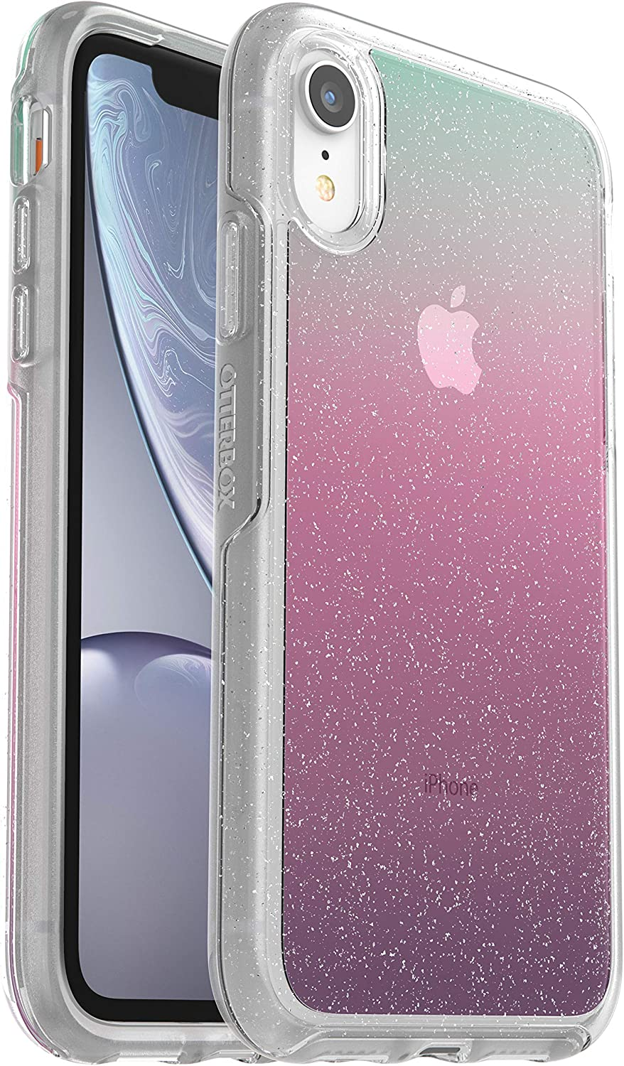 OtterBox Symmetry Clear Series Case for iPhone XR - Retail Packaging - Gradient Energy