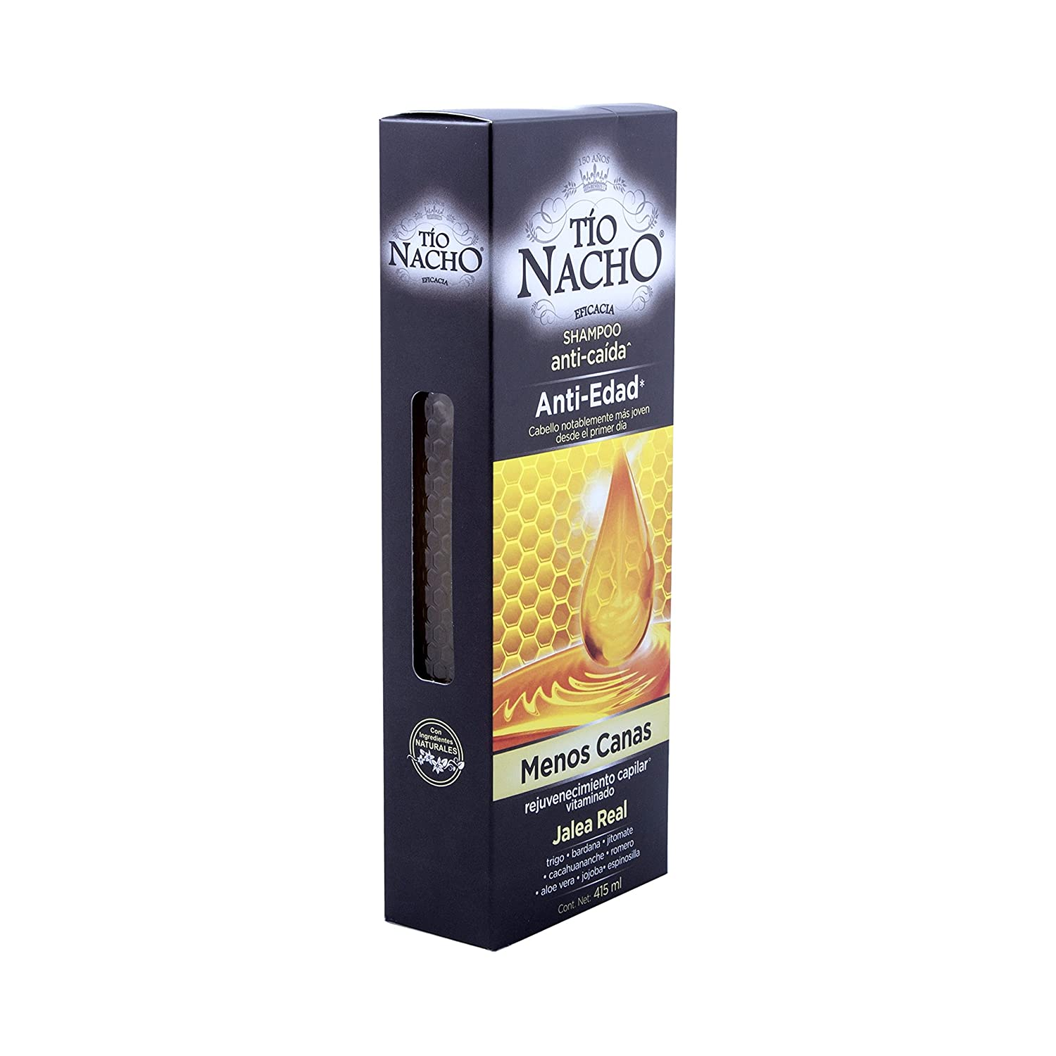 Amazon.com : Tio Nacho Shampoo Anti-edad : Hair Regrowth Shampoos : Beauty