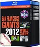 Mlb 2012 World Series Winner [Blu-ray]