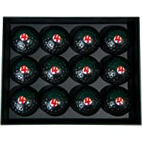 4Winners Sports Group Field Hockey Match/Practice Dimple 12 Pack Balls