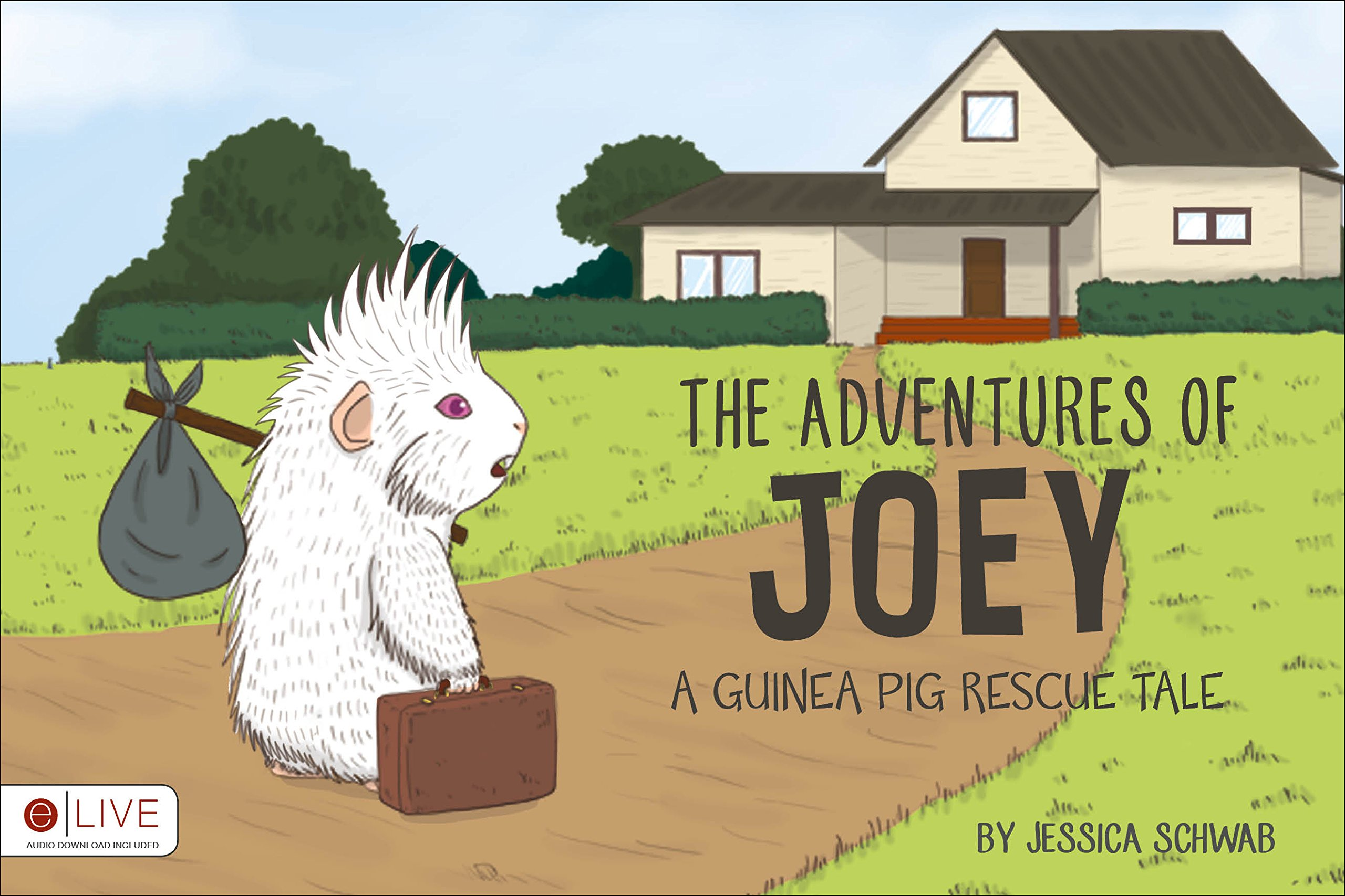 Download The Adventures of Joey: A Guinea Pig Rescue Tale pdf