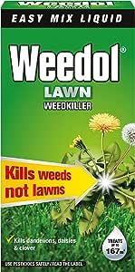 Herbicida líquido para césped Weedol, concentrado en botella, 250 ml: Amazon.es: Hogar