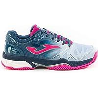 Joma T.Slam Lady 2004 Azul-Fucsia Clay, Running Shoe