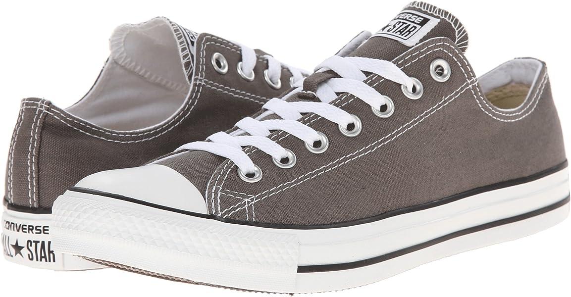 1J794 : Unisex Chuck Taylor Classic Charcoal Sneaker