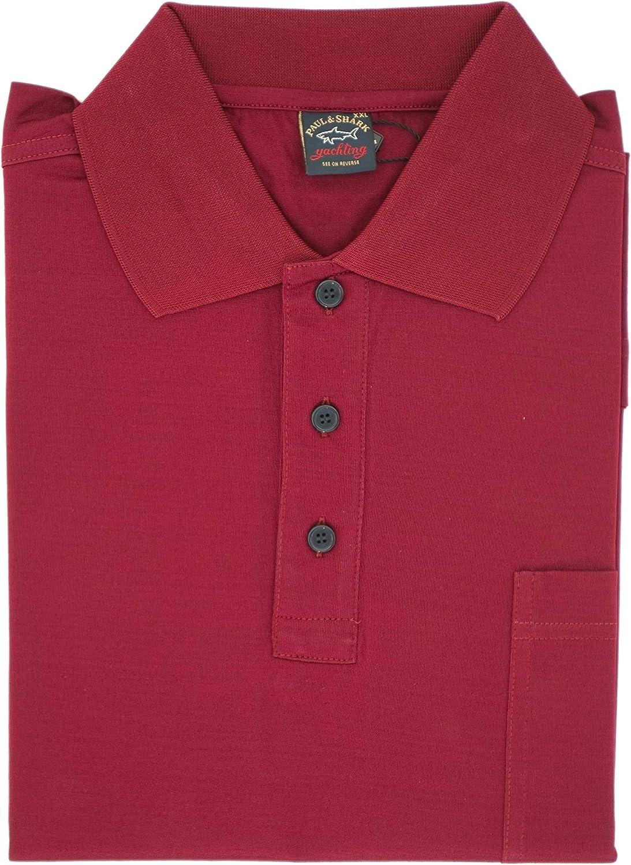 PAUL & SHARK Polo, Informal, Regular, algodón: Amazon.es: Ropa y ...