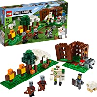 LEGO® Minecraft™ Pillager Karakolu (21159)
