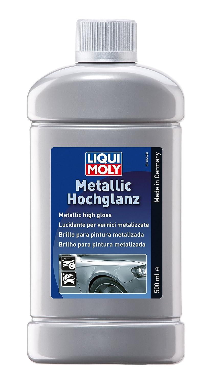 Liqui Moly 1424 Polish per Vernici Metallizzate, 0.5 L