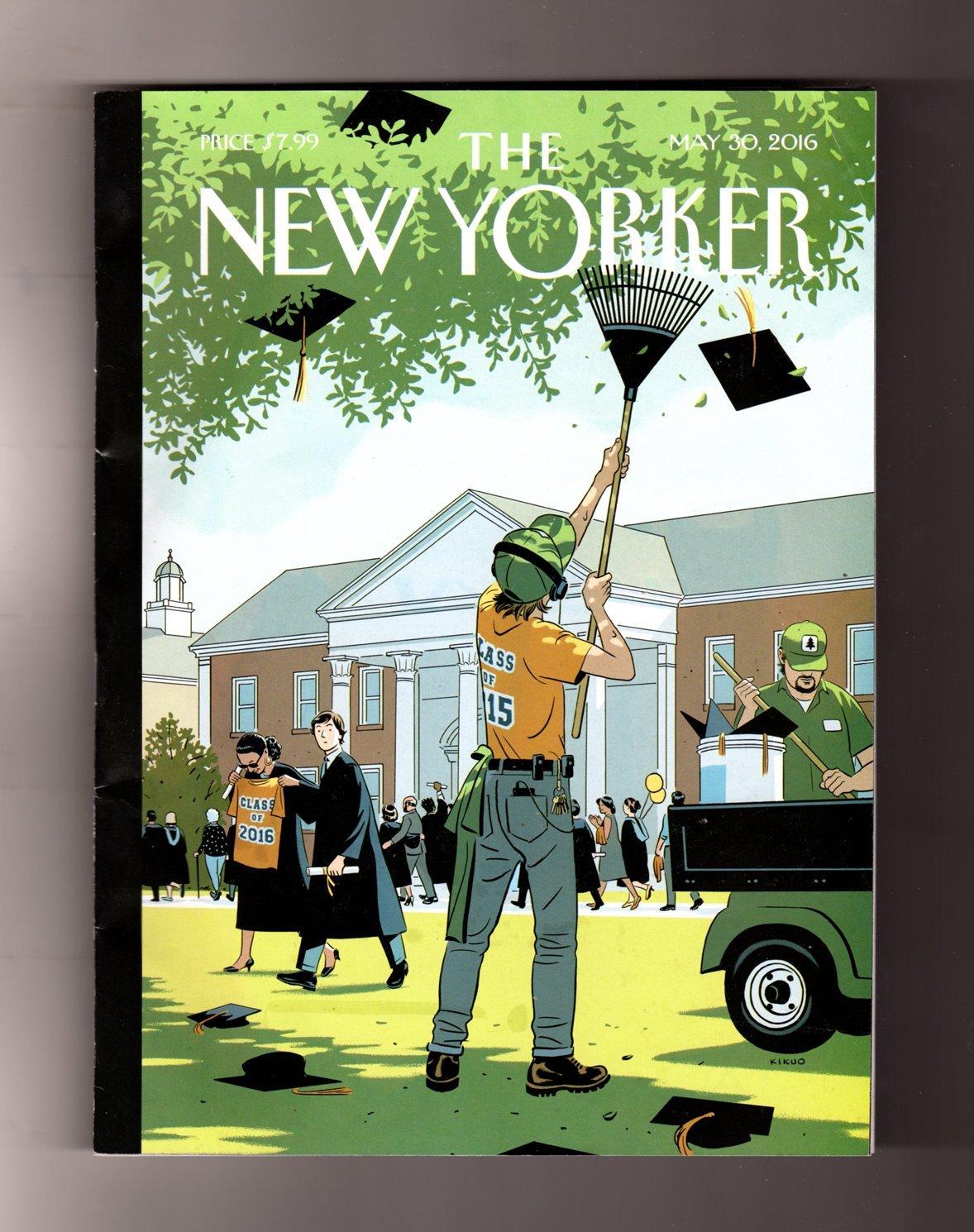 The New Yorker Magazine (May 30, 2016) PDF