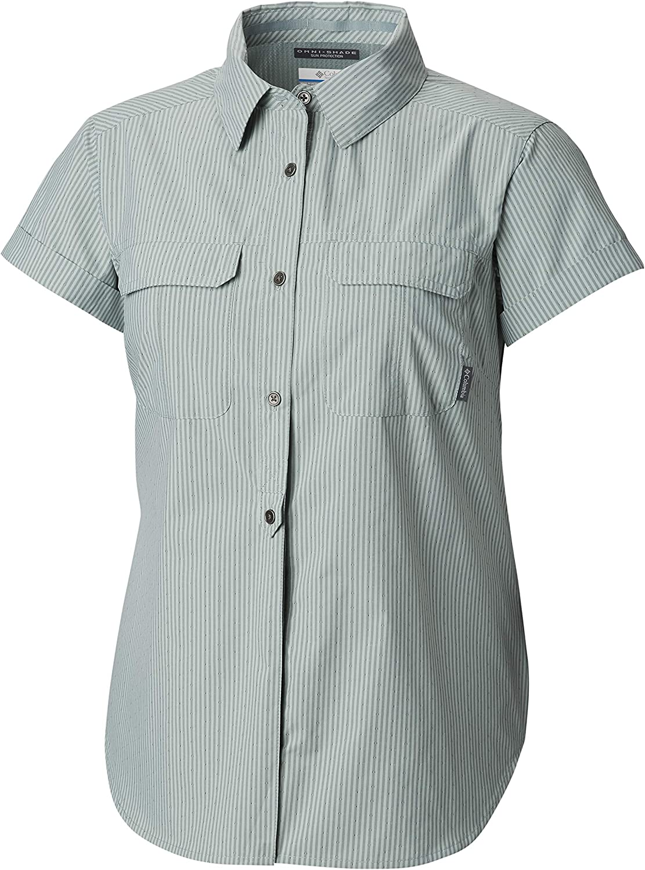 Niagra Stripe M Columbia Damen Pilsner Peak Novelty Short Sleeve athletische T-Shirts