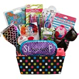 Beyond Bookmarks Diva & Proud - Birthday or Special Occasion Gift Basket for Girls