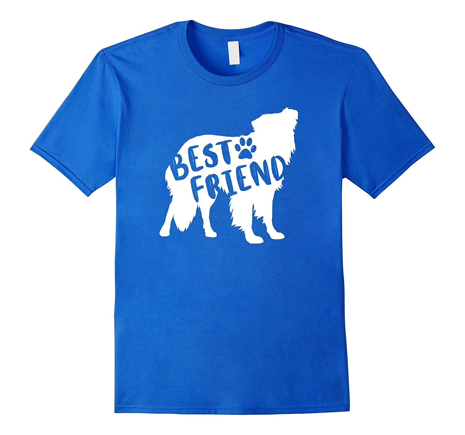 Best Friend Border Collie T-Shirt – Dog Breed