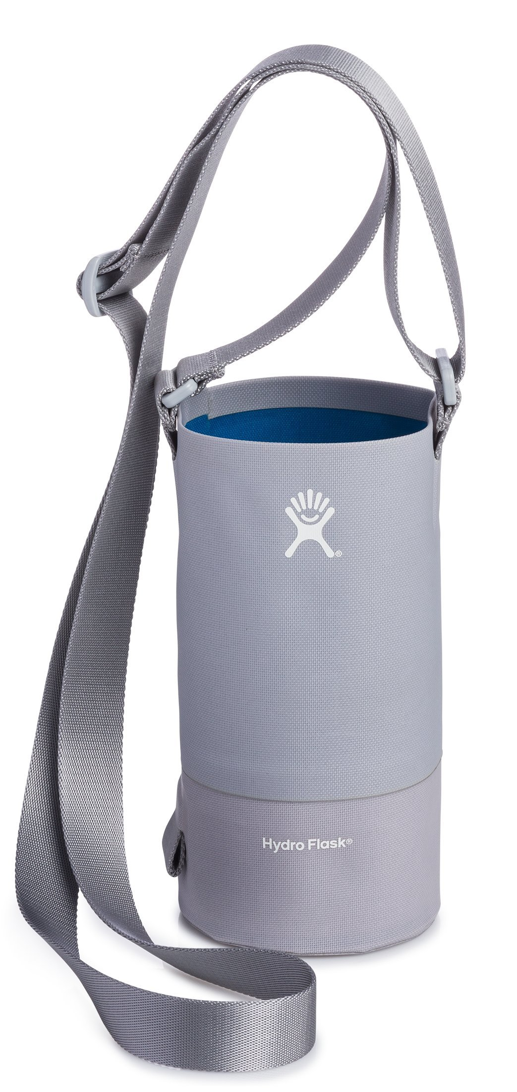 Hydro Flask Large Soft Sided Nylon Tag Along Water Bottle Sling with Pockets, Mist (Fits 32 oz and 40 oz Bottles)