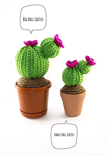 Crochet Cactus Patterns Best Ideas Video Instructions | Crochet ... | 500x352