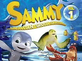 Sammy: Kleine Flossen - große Abenteuer  Staffel 1, Volume 1