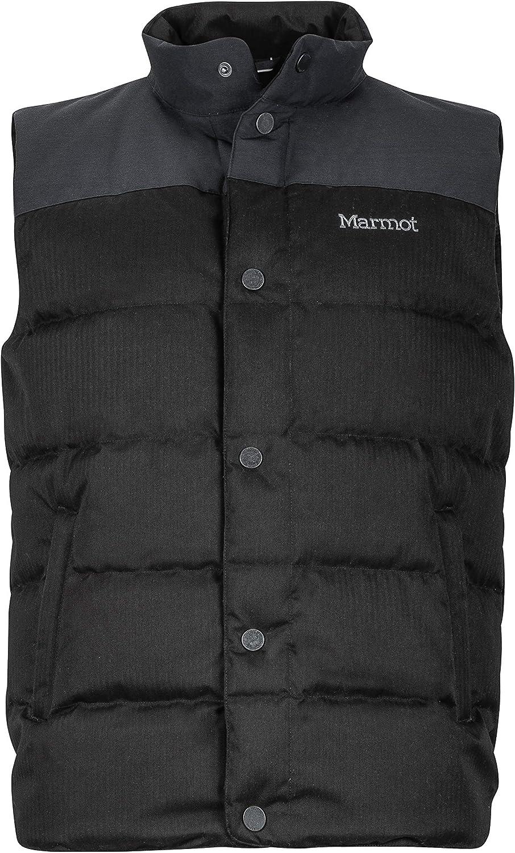 Marmot Men's Fordham Down Puffer Vest: Clothing