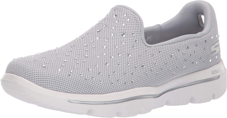 Skechers Women's Go Walk Long-awaited Ultra-15751 Sneaker Max 59% OFF Evolution